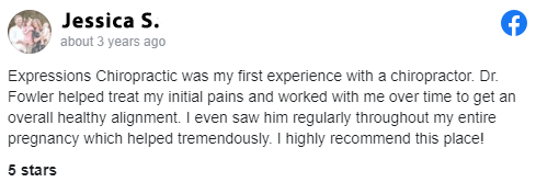 Chiropractic in Dallas TX Patient Testimonial Gwen l